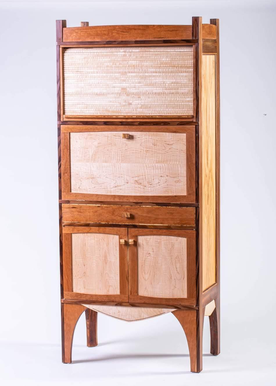 ייצור רהיטים בהתאמה אישית - ארון - רסטורנו