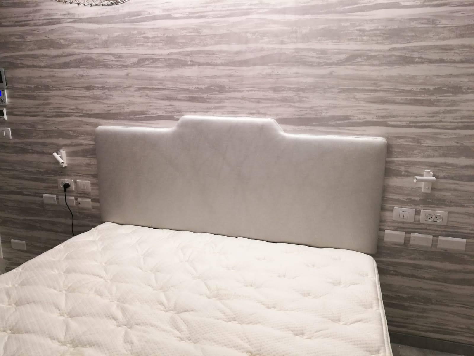 ייצור רהיטים בהתאמה אישית - ראש מיטה - רסטורנו