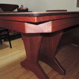 ייצור שולחן - בנייה של שולחן בהתאמה אישית - רסטורנו